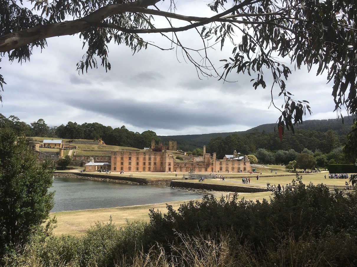 Port Arthur - a place of tragedy and beauty