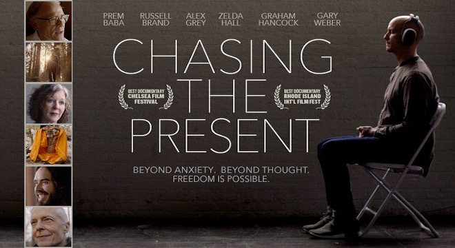 Chasing the Present explores the human condition and how to be happy