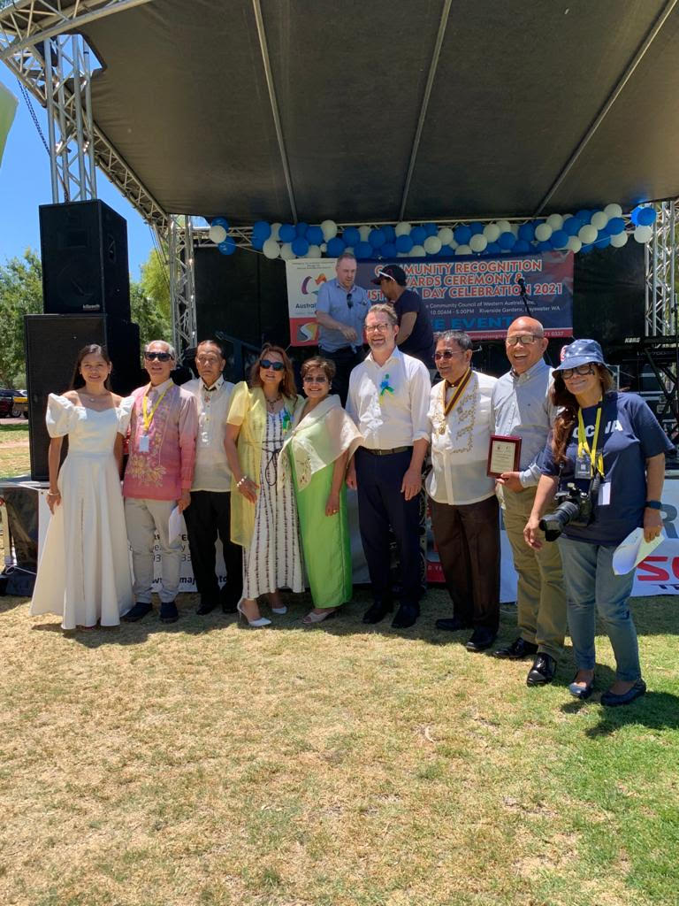 Filipino Australia Day event