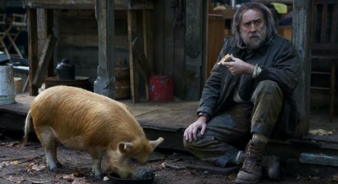 Pig movie is a little gem