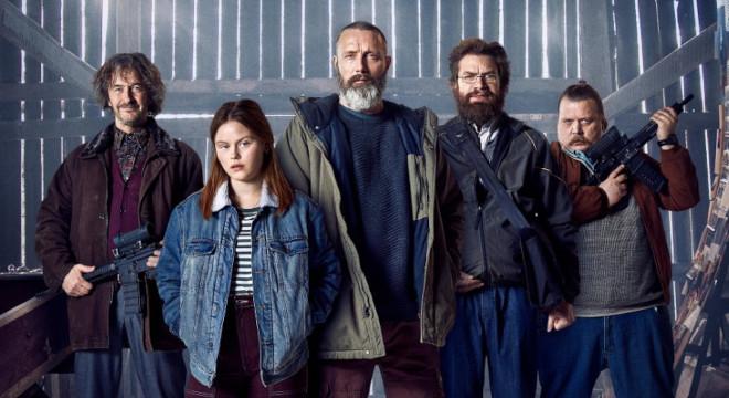 New Danish thriller Riders of Justice is spellbinding